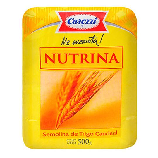 Nutrina 500 Gr Carozzi