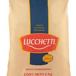 Fideo Mostaccioli 5 Kg Lucchetti