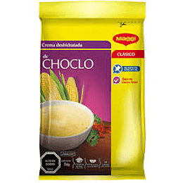 Crema Deshidratada Choclo 1 Kg Maggi