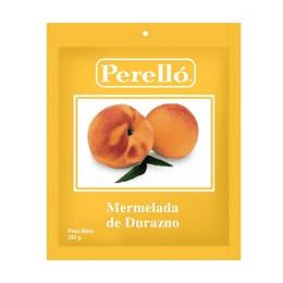 Mermelada Durazno 250 Gr Perello