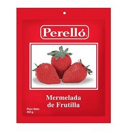 Mermelada Frutilla 250 Gr Perello