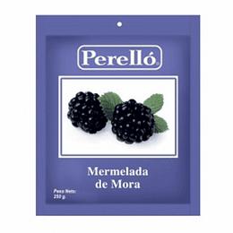 Mermelada Mora 250 Gr Perello