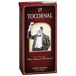 Vino Tinto Tetra 1 Lt Tocornal