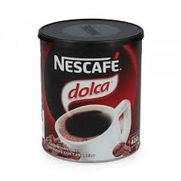 Cafe Dolca Lata 400 Gr Nescafe