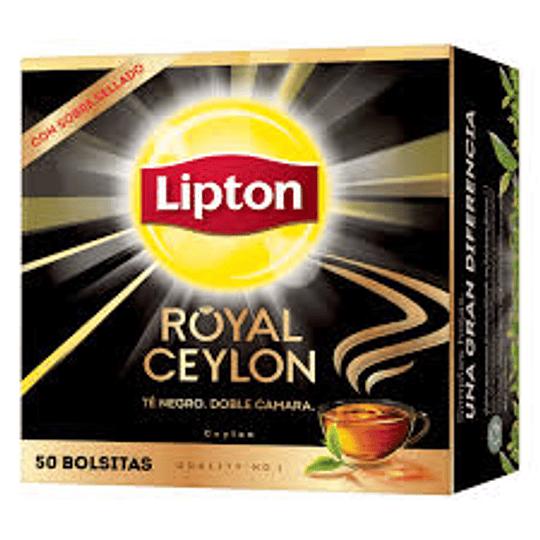 Te Royal Ceylon Caja 100 Bols Lipton
