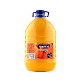 Jugo Concentrado Naranja 5 Lts Traverso