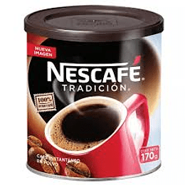 Cafe Tradicion Lata 170 Gr Nescafe