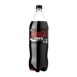 Coca Cola Zero Desechable 1,5 Lt