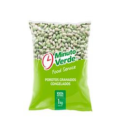Porotos Granados 1 Kg Minutos Verde