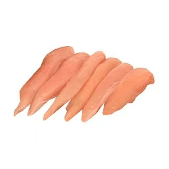 Filetillo de Pollo Congelado Importado Caja 15 kilos