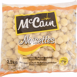 "Papas Pref. Noisettes ""Duquesa"" 064 Bolsa 2,5 Kgs Mccain"