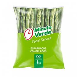 Esparragos 1 Kg Minuto Verde