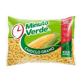 Choclo Grano 500 Grs Minuto Verde