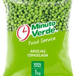 Arveja Iqf 1 Kg Minuto Verde