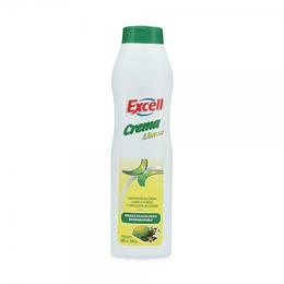 Limpiador en Crema Aroma Limon 750 Gr Excell