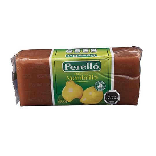 Dulce De Membrillo 1 Kg Perello