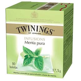 Infusion Menta 10 Bols Twinings