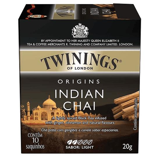 Te Indian Chai 10 Bols Twinings