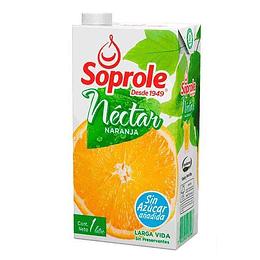 Jugo de Naranja Tetra 1 Lt Soprole