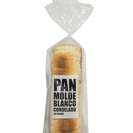 Pan Molde Blanco 580 Gr Breden Master