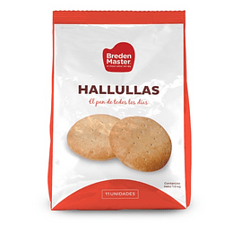 Pan Hallullas Congeladas Bolsa 11 Unidades Brenden Master