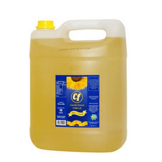 Aceite Fritura Especial 10 Lt Cf