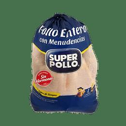 Pollo Entero 2,2 Kg  Aprox Agrosuper