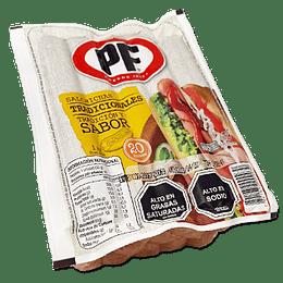 Salchichas Tradicionales 1 Kg Pf