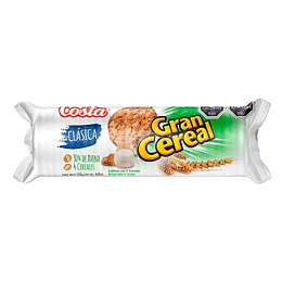 Galleta Gran Cereal Clasica Unidad 135 Gr Costa
