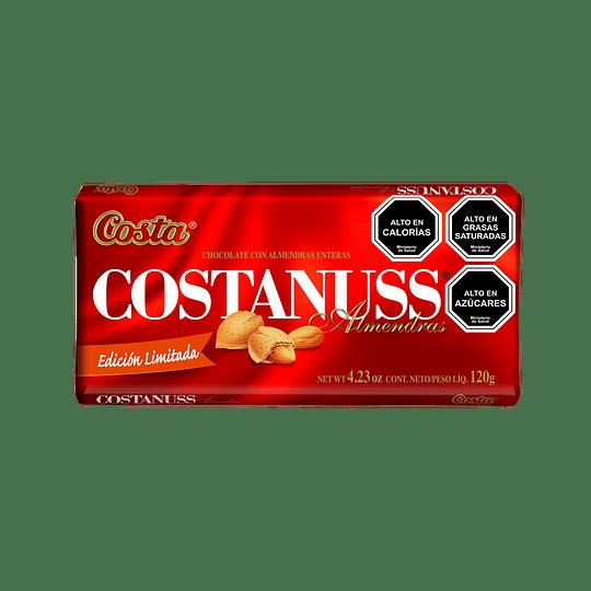 Chocolate Costanuss 160 Gr Costa