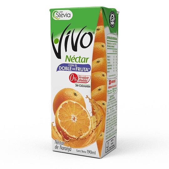 Nectar Naranja 1 Lt Vivo