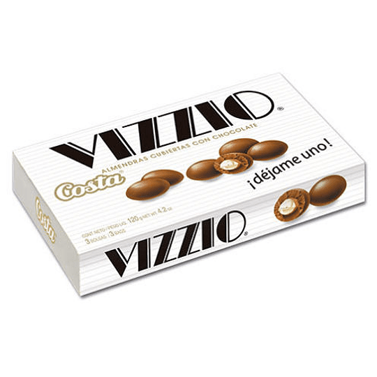 Chocolate Vizzio 120 Gr Costa