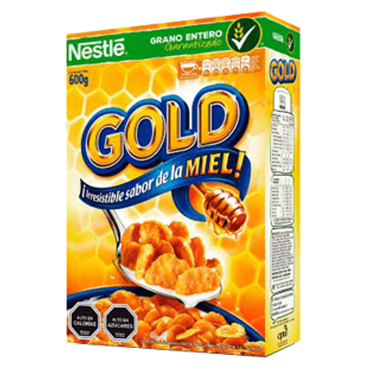Cereal Gold 600 Gr Nestle
