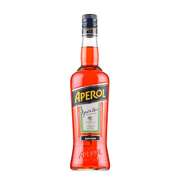 Licor Aperitivo Aperol Botella 750 Cc