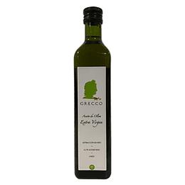 Aceite de Oliva Extra Virgen Botella 500Cc Grecco