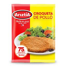 Croqueta de Pollo Unidad 75 Gr Ariztia