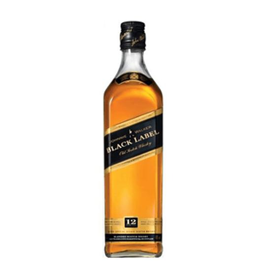 Whisky Johnnie Walker Black Label 750 Ml