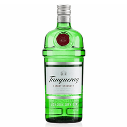 Licor Gin Tanqueray Botella 750 Ml