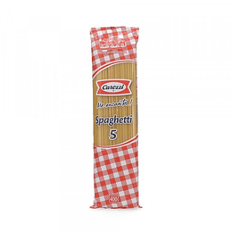 Fideos Spaguetti N° 5 400 Gr Carozzi