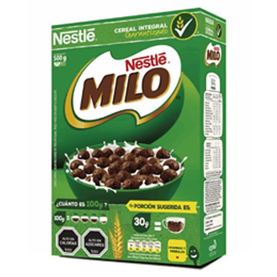 Cereal Milo 500 Gr Nestle
