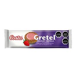 Galleta de Yoghurt Frutilla Gretel Unidad 85 Gr Costa