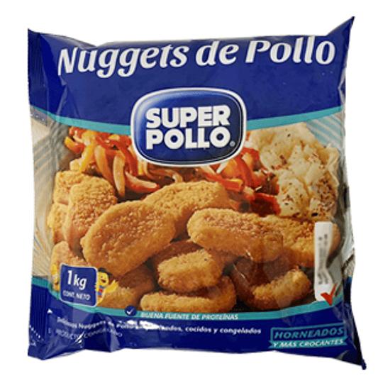 Nuggets de Pollo Crocante Bolsa 1 Kgr Agrosuper