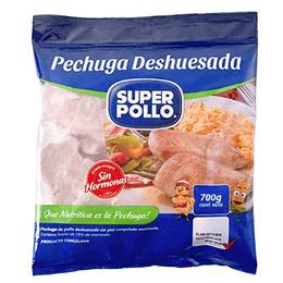 Pechuga de Pollo Deshuesada Bolsa 700 Gr Agrosuper