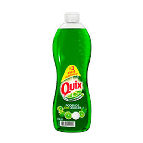 lavalozas Concentrado Limon 500 Ml Quix