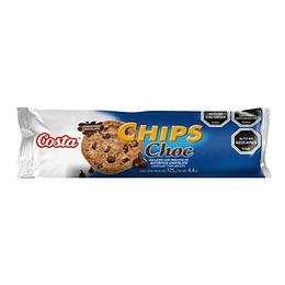 Galletas Chocochips Unidad 125 Gr Costa