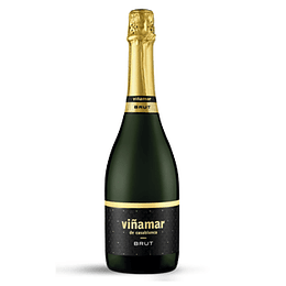 Espumante Brut Botella 750 Ml Viñamar