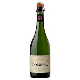 Espumante Brut Rose Botella 750 Ml Doña Dominga