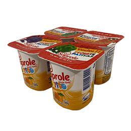 Yoghurt Batido Damasco Pack 4 Unidades 120 Gr Soprole