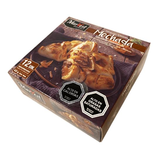Empanadas Mechada Cebolla 12 Unidades Marvest