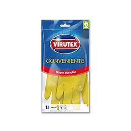 Guante Multiuso Conveniente Latex Talla M Virutex